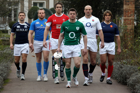 RBS Six Nations Launch