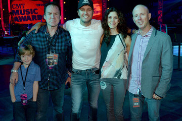Brian Philips CMT Music Awards Rehearsals: Day 2