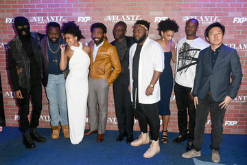 Brian Tyree Henry Premiere For FX's 'Atlanta Robbin' Season' - Arrivals