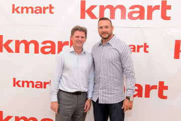 Brian Urlacher Kmart Celebrates 'A Whole Lotta Awesome' at VIP Member Event at Des Plaines, IL Store