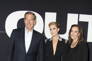 Brian Williams Screening Of Universal Pictures' 'Get Out' - Red Carpet