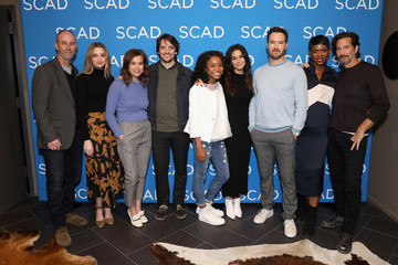 Brianne Howey SCAD aTVfest 2019 - 'The Passage'