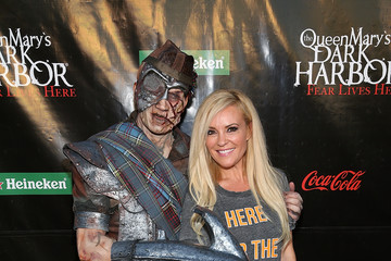 Bridget Marquardt The Queen Mary's Dark Harbor Media Night 2016