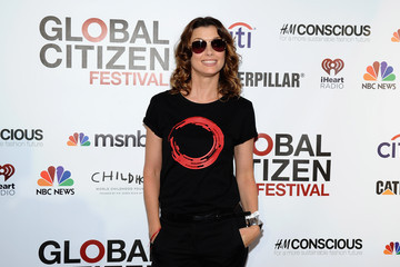 Bridget Moynahan 2014 Global Citizen Festival In Central Park To End Extreme Poverty By 2030 - VIP Lounge