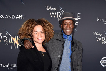 Bridgid Coulter World Premier Of Disney's 'A Wrinkle In Time'