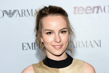 Bridgit Mendler Teen Vogue Young Hollywood Party