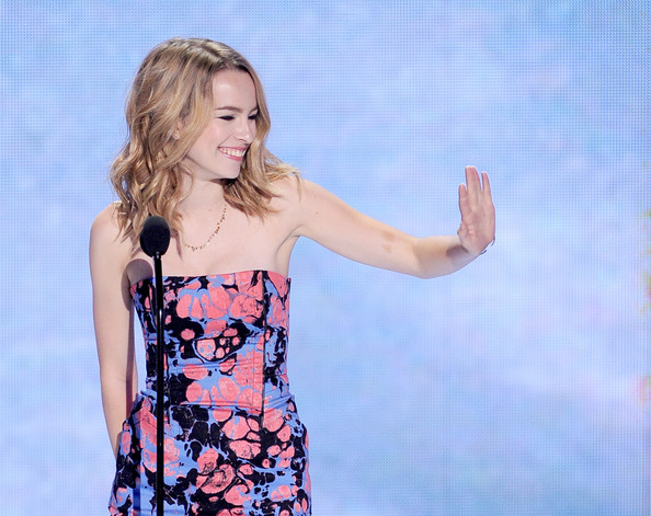 Bridgit Mendler - Teen Choice Awards 2013 - Show
