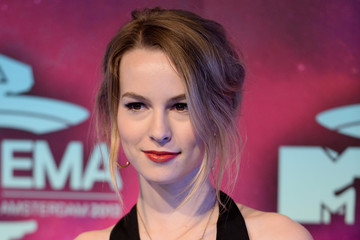 Bridgit Mendler Arrivals at the MTV EMA's