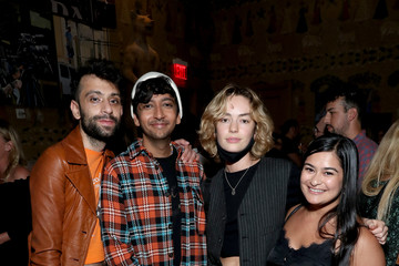 Brigette Lundy-Paine Nik Dodani Universal Pictures Presents A Special Screening Of Dear Evan Hansen, At The Whitby In New York, New York On September 14, 2021