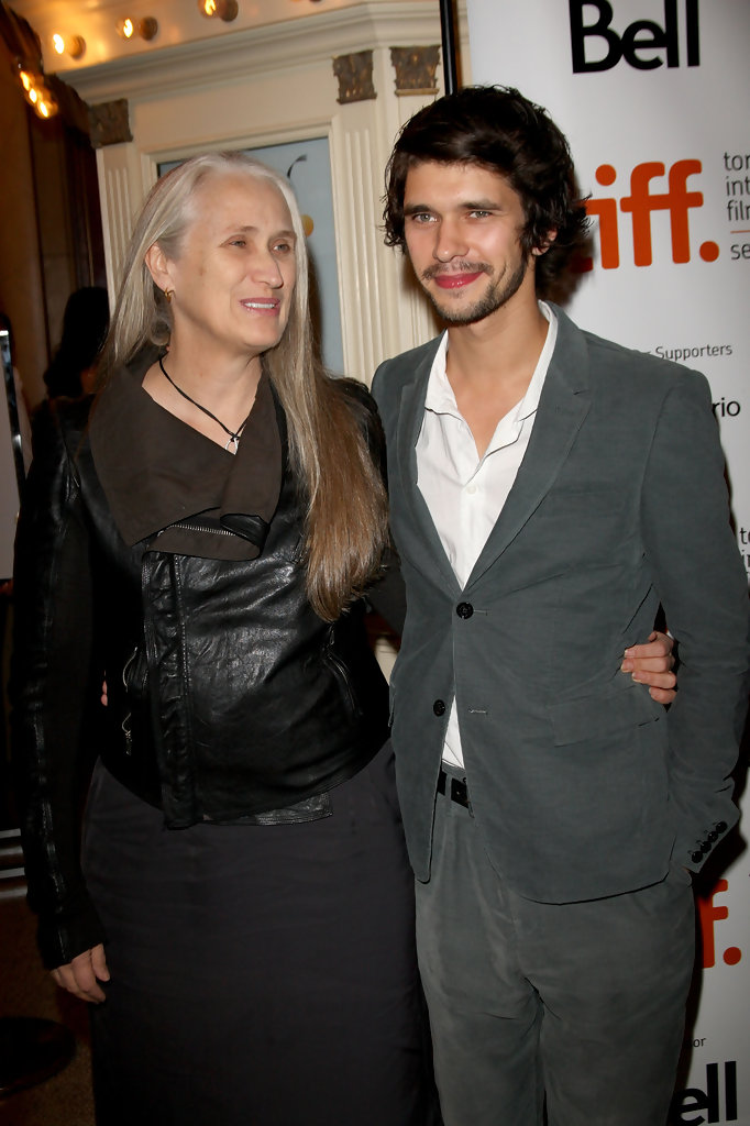 Ben Whishaw And Jane Campion Photos Quot Bright Star