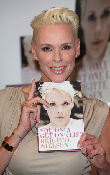 Red Sonja Brigitte+Nielsen+Launches+New+Book+fdYSaOrGeW7l