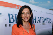 Producer Ghada Dergham attends British Airways and Variety Celebrate The Inaugural A380 Service Direct from Los Angeles to London and Discover Variety's 10 Brits to Watch on September 25, 2013 in Los Angeles, California.