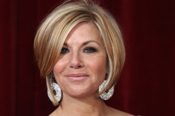Glynis Barber British Soap Awards 2010 - Outside Arrivals
