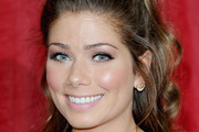 Nikki Sanderson attends the British Soap Awards 2016 at Hackney Empire on May 28, 2016 in London, England.