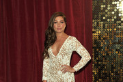 Nikki Sanderson attends the British Soap Awards at Manchester Palace Theatre on May 16, 2015 in Manchester, England.