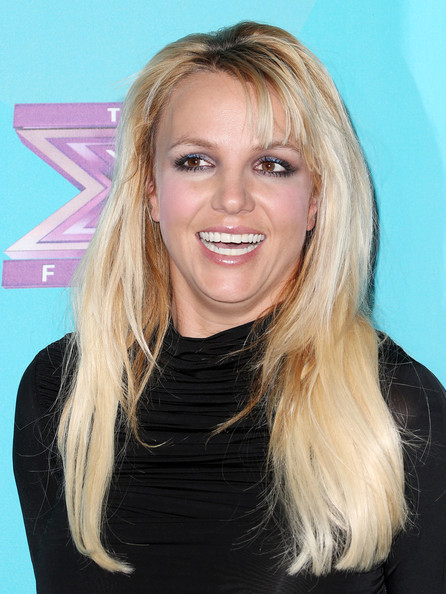 "Britney Spears - Fox's ""The X-Factor"" Finalists Party - Arrivals"