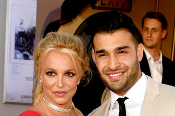 Britney Spears Sony Pictures' 'Once Upon A Time...In Hollywood' Los Angeles Premiere - Red Carpet
