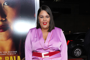 Britney Young Premiere Of Columbia Pictures' 'Miss Bala' - Red Carpet