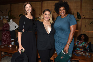 Britney Young Premium Plus-Size Fashion Brand Ryllace Launch Event