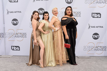 Britney Young Kimmy Gatewood 25th Annual Screen Actors Guild Awards - Arrivals