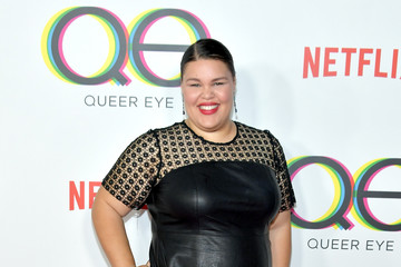 Britney Young Premiere Of Netflix's 'Queer Eye' Season 1 - Arrivals