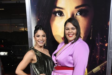Britney Young Premiere Of Columbia Pictures' 'Miss Bala' - Arrivals