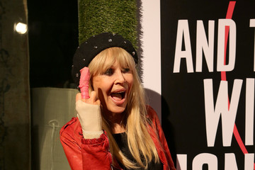 Britt Ekland Premiere Of 'And The Winner Isn't' - Arrivals