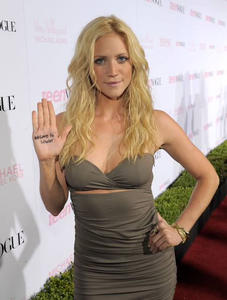 brittany snow thong