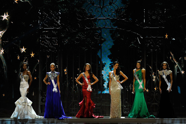 Miss USA Competition