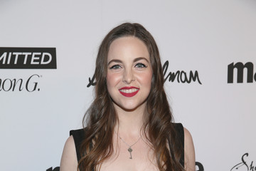 Brittany Curran Marie Claire Celebrates Fifth Annual Fresh Faces In Hollywood With SheaMoisture, Simon G. And Sam Edelman - Inside