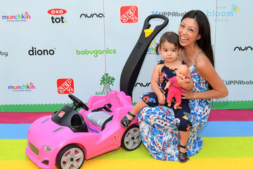 Brittany Ishibashi Step2 Presents 7th Annual Celebrity Red CARpet Event by New Bloom Media Benefitting Baby2Baby