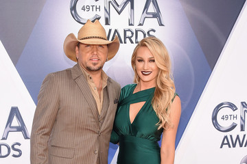 Brittany Kerr 49th Annual CMA Awards - Arrivals