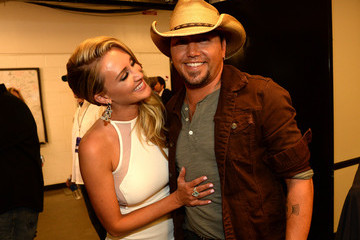 Brittany Kerr 2014 CMT Music Awards - Backstage & Audience