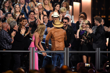 Brittany Kerr 50th Academy Of Country Music Awards - Show