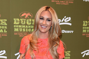 Brittany Kerr 'Duck Commander Musical' Premiere at the Rio in Las Vegas