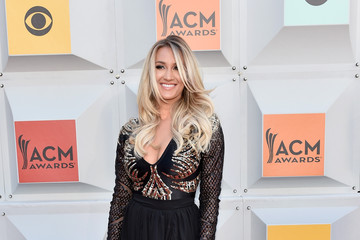 Brittany Kerr 51st Academy of Country Music Awards - Arrivals