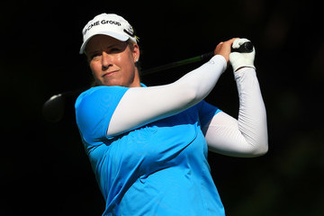 Brittany Lincicome Canadian Pacific Women's Open - Round One