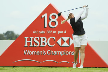 Brittany Lincicome HSBC Women's Champions - Previews