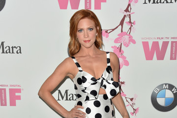 Brittany Snow Women in Film 2017 Crystal + Lucy Awards Presented by Max Mara and BMW - Arrivals
