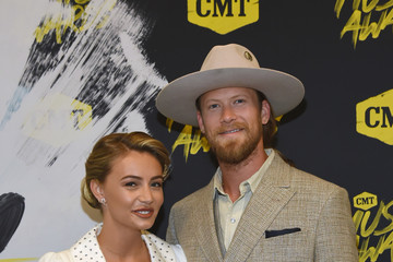 Brittney Marie Kelley 2018 CMT Music Awards - Red Carpet