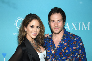 Brittney Palmer Gregory Siff Maxim December Issue Party - Presented by blu