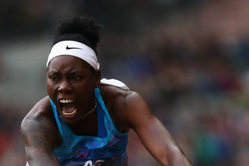 Brittney Reese Brussels - IAAF Diamond League 2017