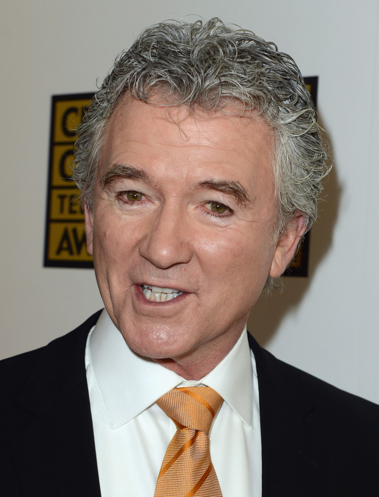 Patrick Duffy in Broadcast Television Journalists