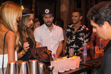 Brody Jenner Cafe Swimwear and Frankies Bikinis Shows at W South Beach For SWIMMIAMI 2016