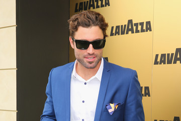 Brody Jenner Celebs Go to the Races in Melbourne