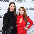 Brook Shields 2019 Glamour Women Of The Year Awards - Arrivals And Cocktail