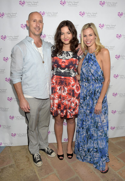 The Charlotte and Gwenyth Gray Foundation to Cure Batten Disease ... Bruce Willis