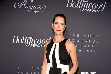 Brooke Shields The Hollywood Reporter's 9th Annual Most Powerful People In Media - Arrivals