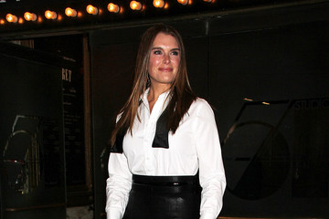 Brooke Shields 'Cabaret' Opening Night in NYC