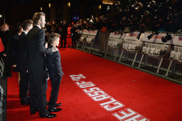 Brooklyn Beckham 'The Class of 92' Premieres in London — Part 2